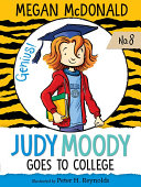 Judy Moody Goes to College  Book  8