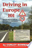 Driving in Europe 101