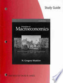 Study Guide for Mankiw s Principles of Macroeconomics  7th