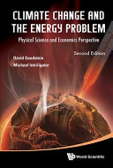 Climate Change And The Energy Problem book