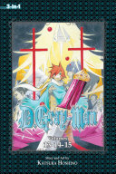 D Gray Man 3 In 1 Edition Vol 5