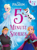 Frozen: 5-Minute Frozen Stories Book