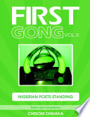 FIRST GONG VOL 3  NIGERIAN POETS STANDING