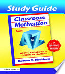 Classroom Motivation From A To Z book