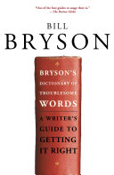 download ebook bryson\'s dictionary of troublesome words pdf epub