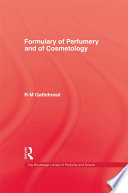 Formulary Of Perfumery