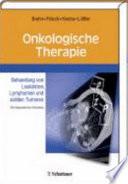 Onkologische Therapie