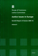 Justice Issues in Europe