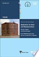 Abdichten im Holz- und Bautenschutz