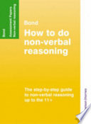 How to Do Non verbal Reasoning