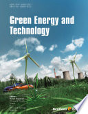 Green Energy and Technology