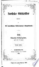 Nordiske oldskrifter