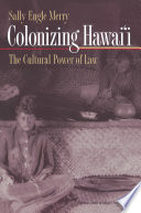 Colonizing Hawai'i