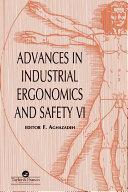 download ebook advances in industrial ergonomics vi pdf epub