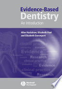 Evidence Based Dentistry