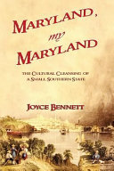 Maryland  My Maryland