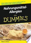Nahrungsmittel Allergien F R Dummies