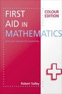 First Aid in Mathematics Colour