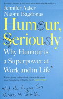 Humour  Serious Business Book PDF