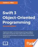 Swift 3 Object Oriented Programming