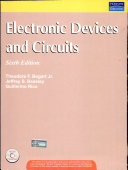 Electronic Devices And Circuits, 6/E (With Cd)