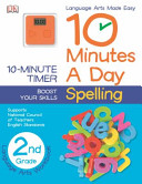 10 Minutes a Day  Spelling  Second Grade