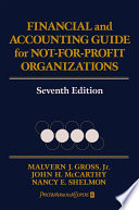 Financial and Accounting Guide for Not for Profit Organizations