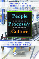 people process and culture