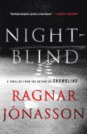 Nightblind Ragnar Jonasson An Undeniable New