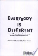 Everybody is Different