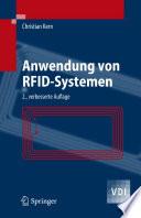 Anwendung von RFID Systemen