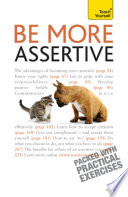Be More Assertive Teach Yourself