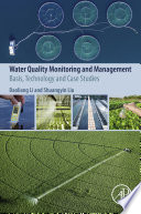 Water Quality Monitoring And Management