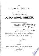 The Flock Book of Wensleydale Long wool Sheep Book PDF