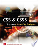 Css Css3 20 Lessons To Successful Web Development
