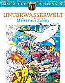 Malen und entspannen  Unterwasserwelt