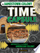 A Jamestown Colony Time Capsule