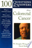 100 Questions Answers About Colorectal Cancer