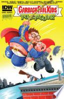 Garbage Pail Kids Comic Book Puke tacular