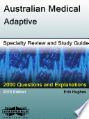 Australian Medical Adaptive Specialty Review And Study Guide
