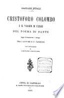 Cristoforo Colombo e il viaggio di Ulisse nel poema di Dante
