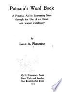 Putnam s Word Book