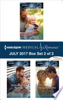 Harlequin Medical Romance July 2017 Box Set 2 Of 2