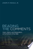 Reading the Comments by Joseph M. Reagle Jr./