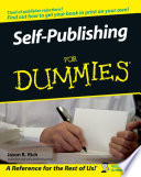 Self Publishing For Dummies