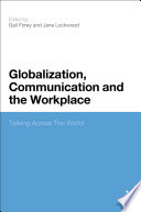 Globalization  Communication and the Workplace