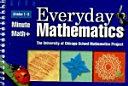 Everyday Mathematics  Minute math   Gr  1 3