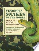 Venomous Snakes of the World