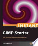 Gimp Starter