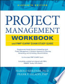 Project Management Workbook and PMP   CAPM Exam Study Guide